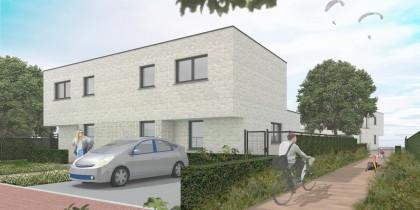 Ons Dak bouwt acht nieuwe woningen in Molenbeersel