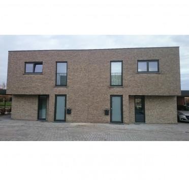 Nieuwe woningen in Graevenveld, Bree