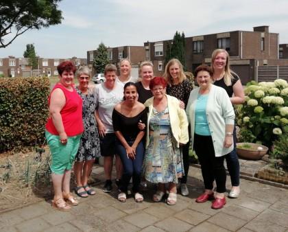 Wijkcomité Hoefkamp brengt buren samen