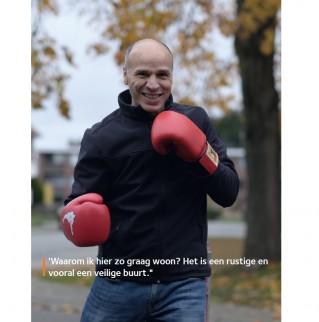 Voormalig olympisch bokser Abdel Wahhabi groeide op in Kapelhof in Elen